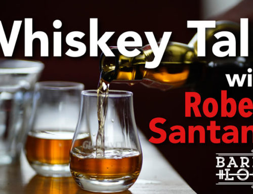 Barbell Logic: #153 – Whiskey Talk with Robert Santana