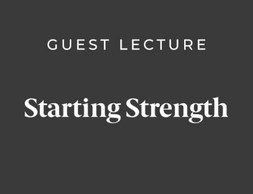Starting Strength: Bodyfat, Health, and Longevity