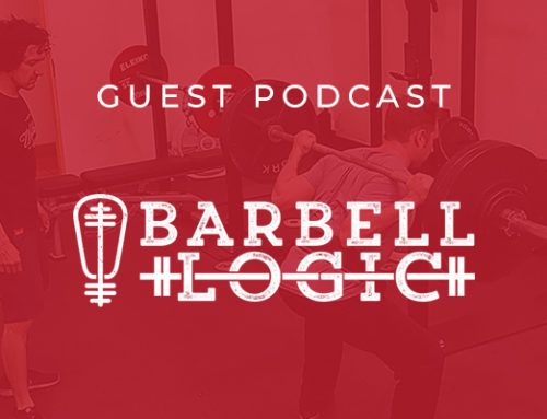#48 – Barbell Logic Extra: An Interview with Robert Santana, RD, SSC