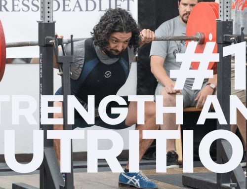Strength and Nutrition with Robert Santana | Starting Strength Radio #13