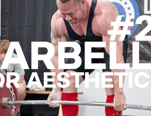 Barbells are Best for Aesthetics with Robert Santana | Starting Strength Radio # 26