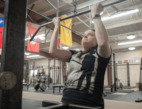 Progressing from Lat Pulldown to Chin Ups